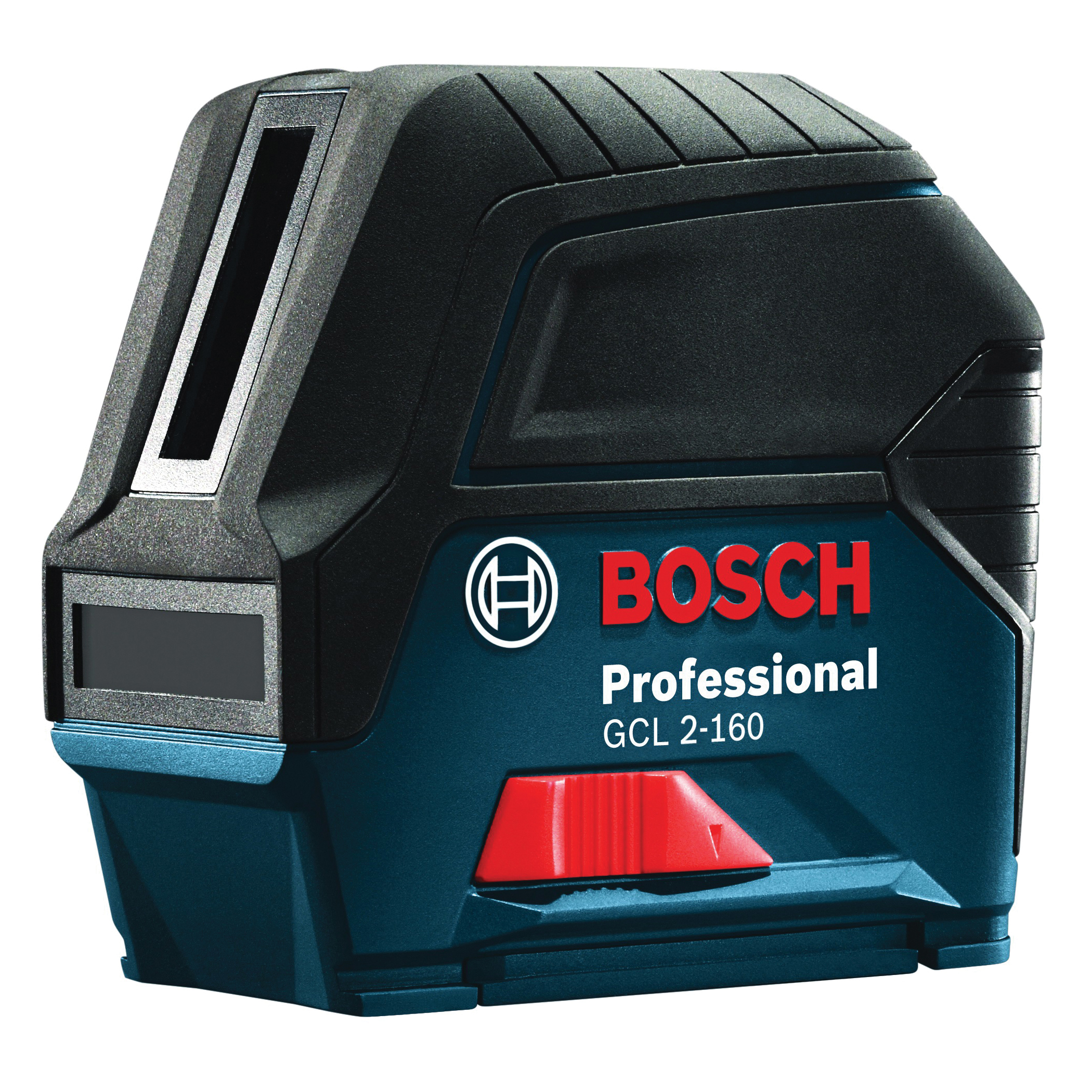Picture of Bosch GCL 2-160 Cross-Line Laser with Plumb Points, 165 ft, +/-1/8 in at 33 ft Accuracy