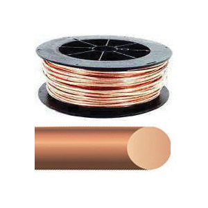 Picture of EEC 1175345 Building Wire, 8 AWG Wire, 1-Conductor, Copper Conductor, 500 ft L