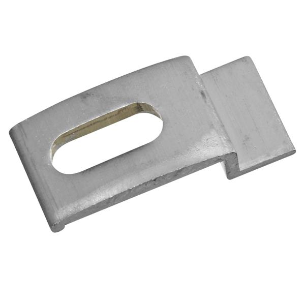 Picture of National Hardware V1369 Series N192-161 Storm Door Clip, Aluminum