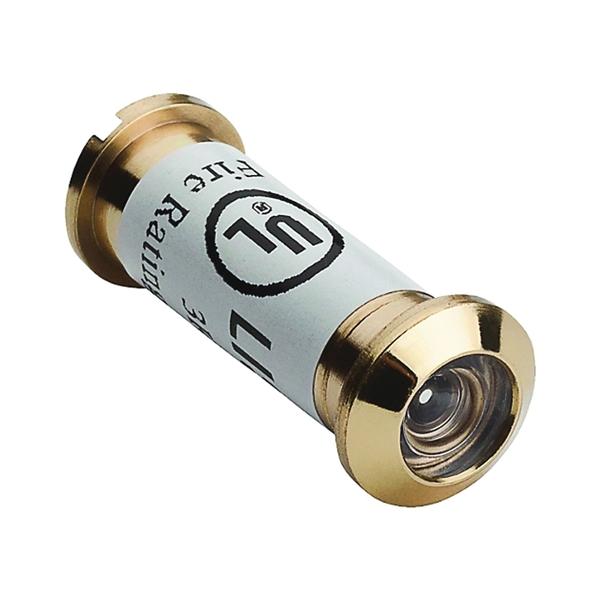 Picture of National Hardware MPB1461 Series N830-287 Door Viewer, 160 deg Viewing, 1-3/8 to 2 in Thick Door, Zinc