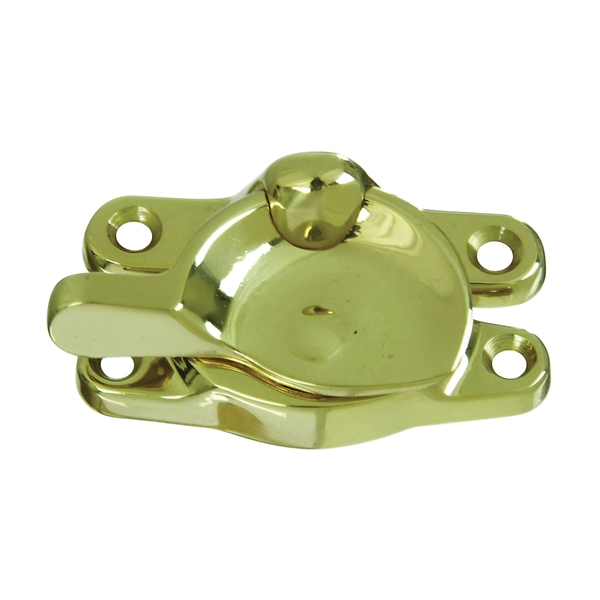 Picture of National Hardware MPB1976 Series N327-742 Sash Lock, Brass, Solid Brass