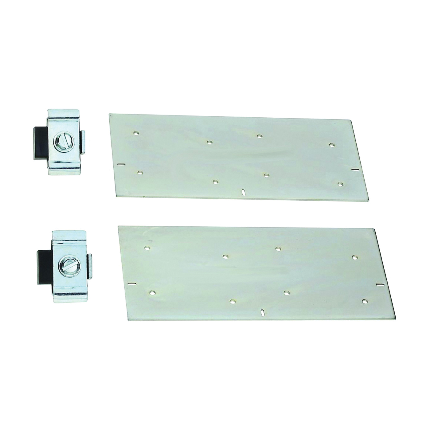 Picture of National Hardware S830-836 Biparting Bracket, Steel, Zinc