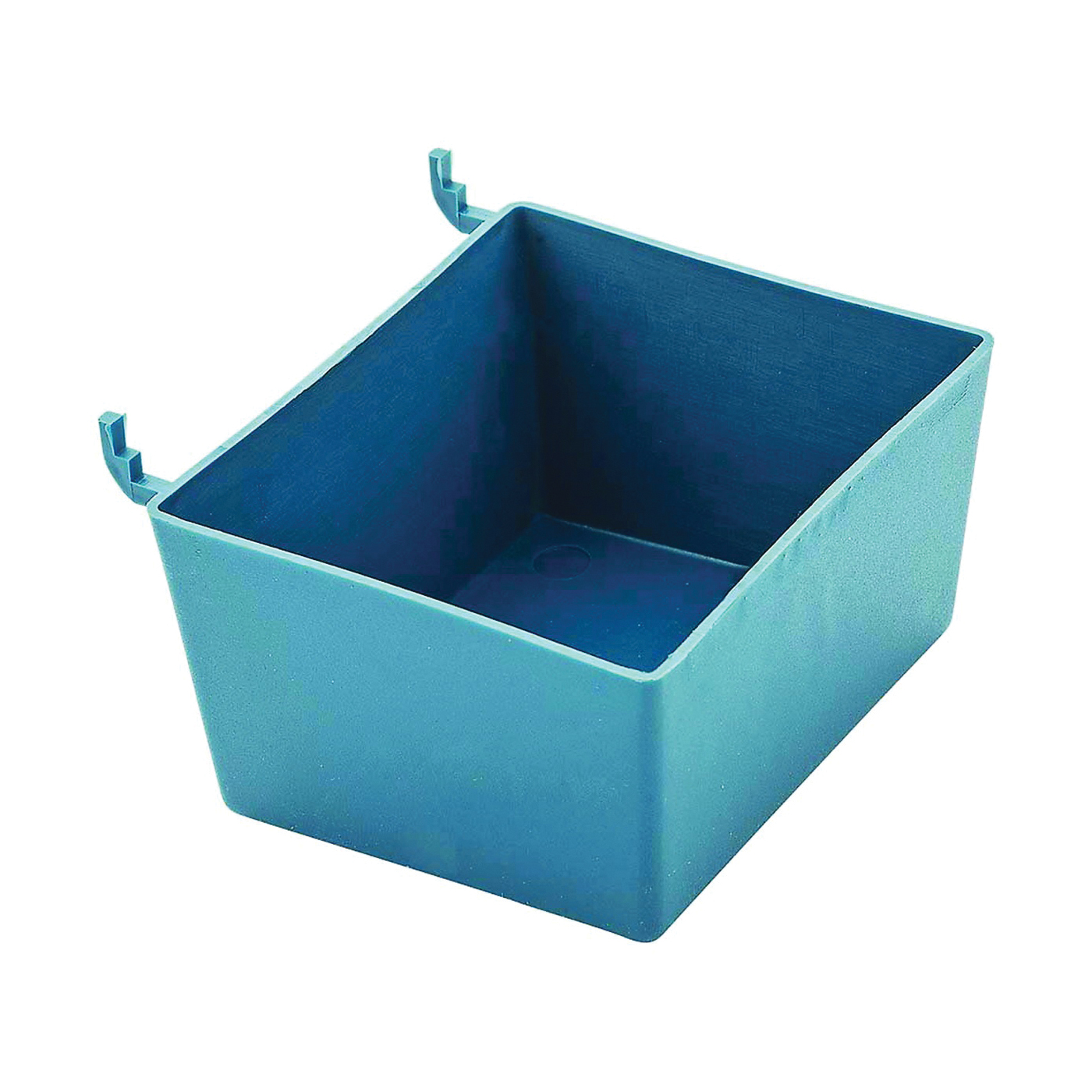 Picture of National Hardware N112-068 Parts Tray, 3-1/2 in L, 3 in W, 2 in H, Plastic, Blue