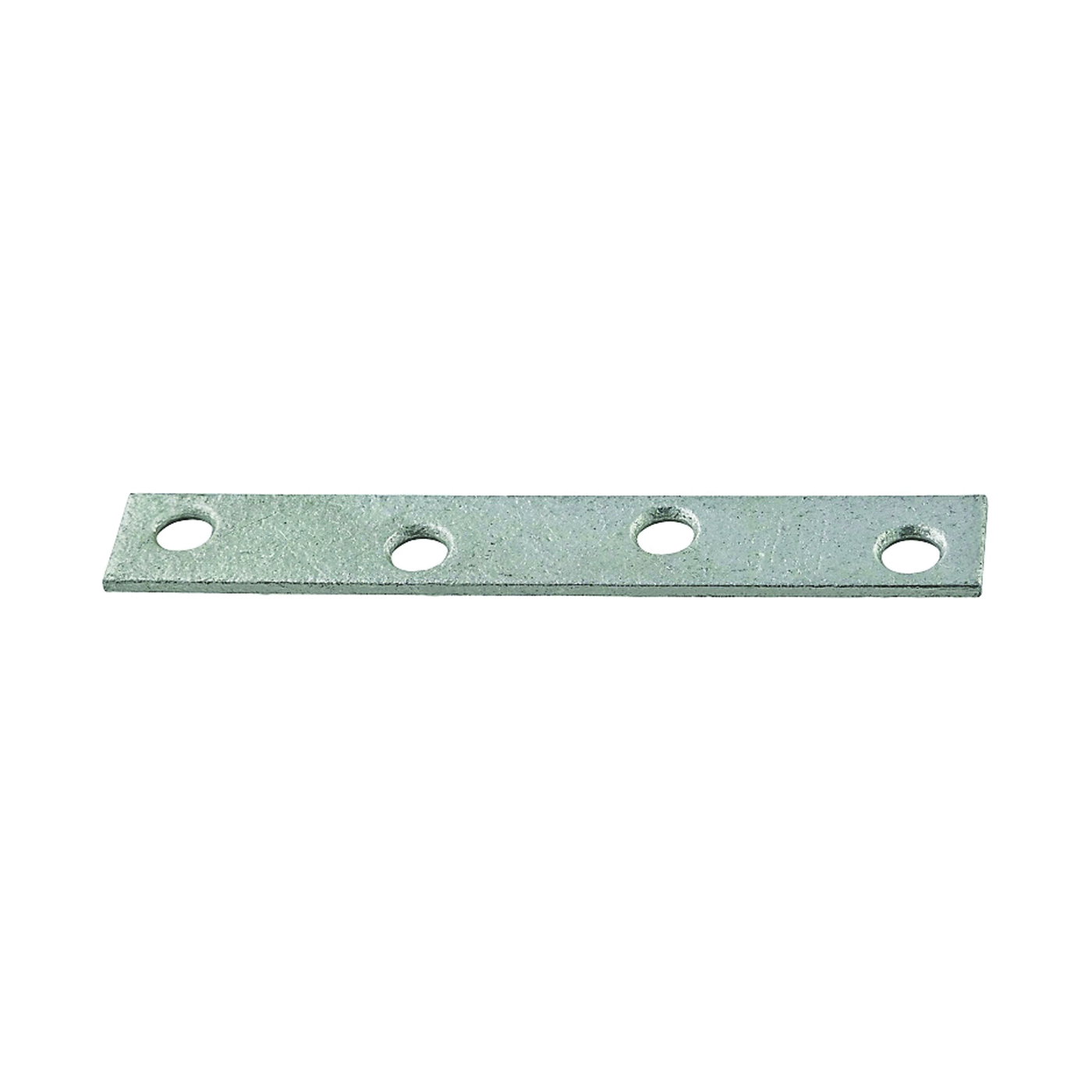 Picture of National Hardware N114-413 Mending Brace, 4 in L, 5/8 in W, Steel, Galvanized, Screw Mounting