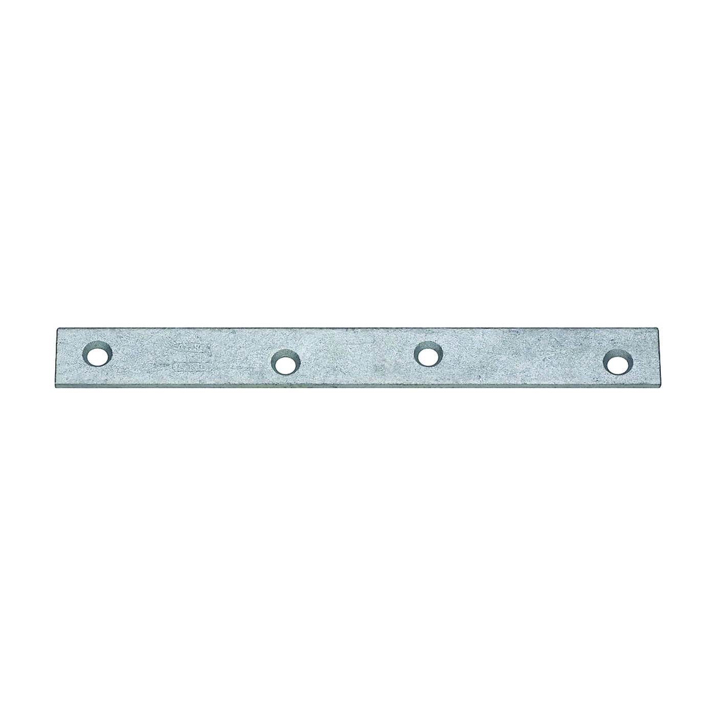 Picture of National Hardware N220-350 Mending Brace, 8 in L, 7/8 in W, Steel, Galvanized, Screw Mounting