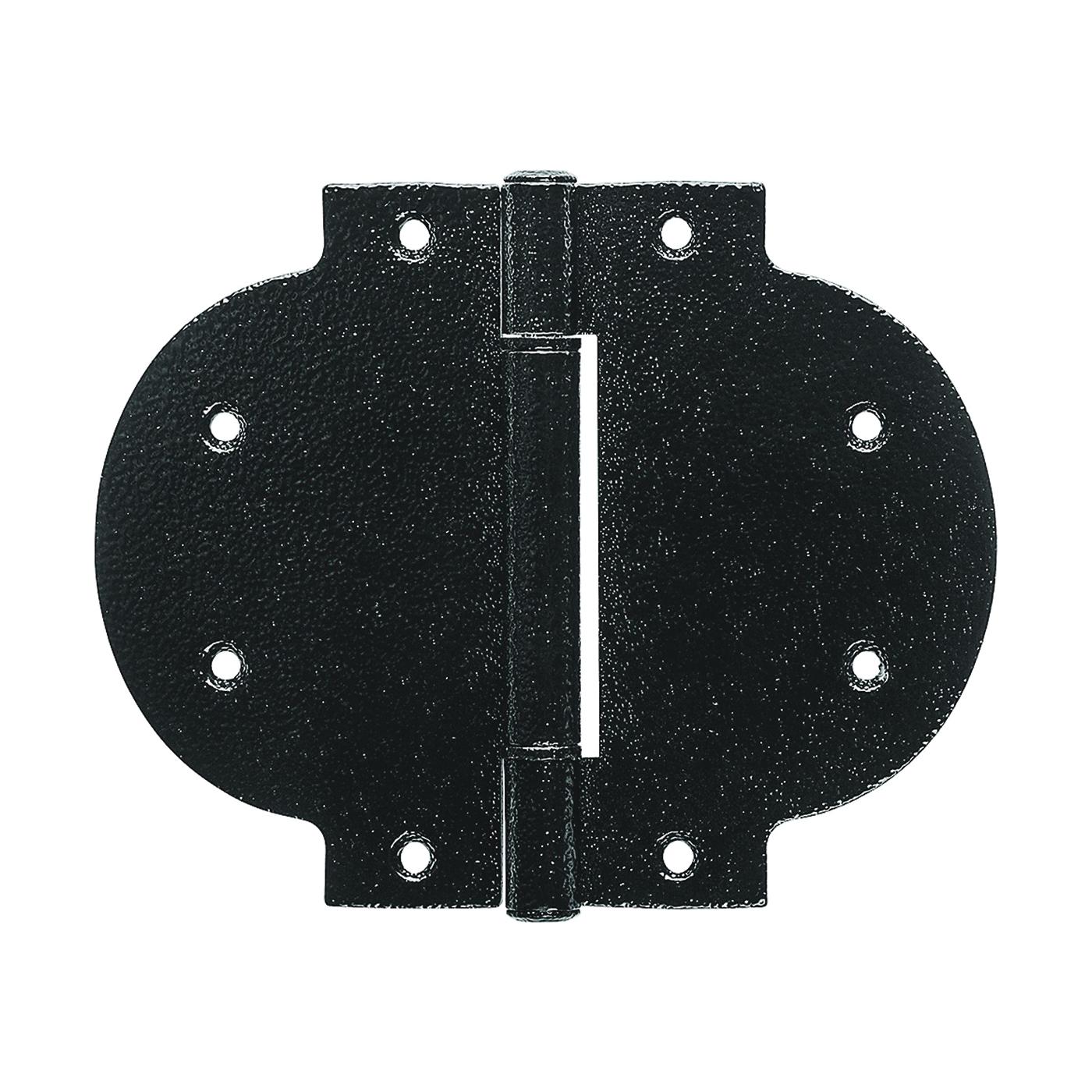 Picture of National Hardware N109-026 T-Hinge, 2-5/16 in H Frame Leaf, Steel, 48 lb