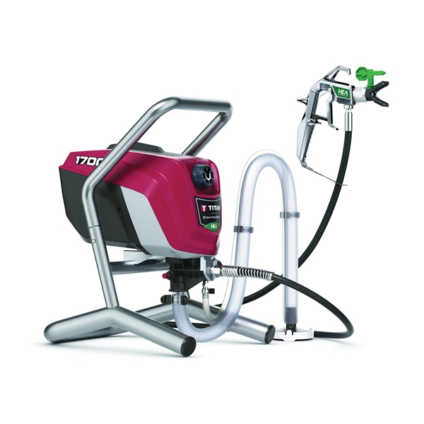 Picture of Titan ControlMax 1700 Pro Series 0580009 Airless Paint Sprayer, 0.017 in Tip, 50 ft L Hose