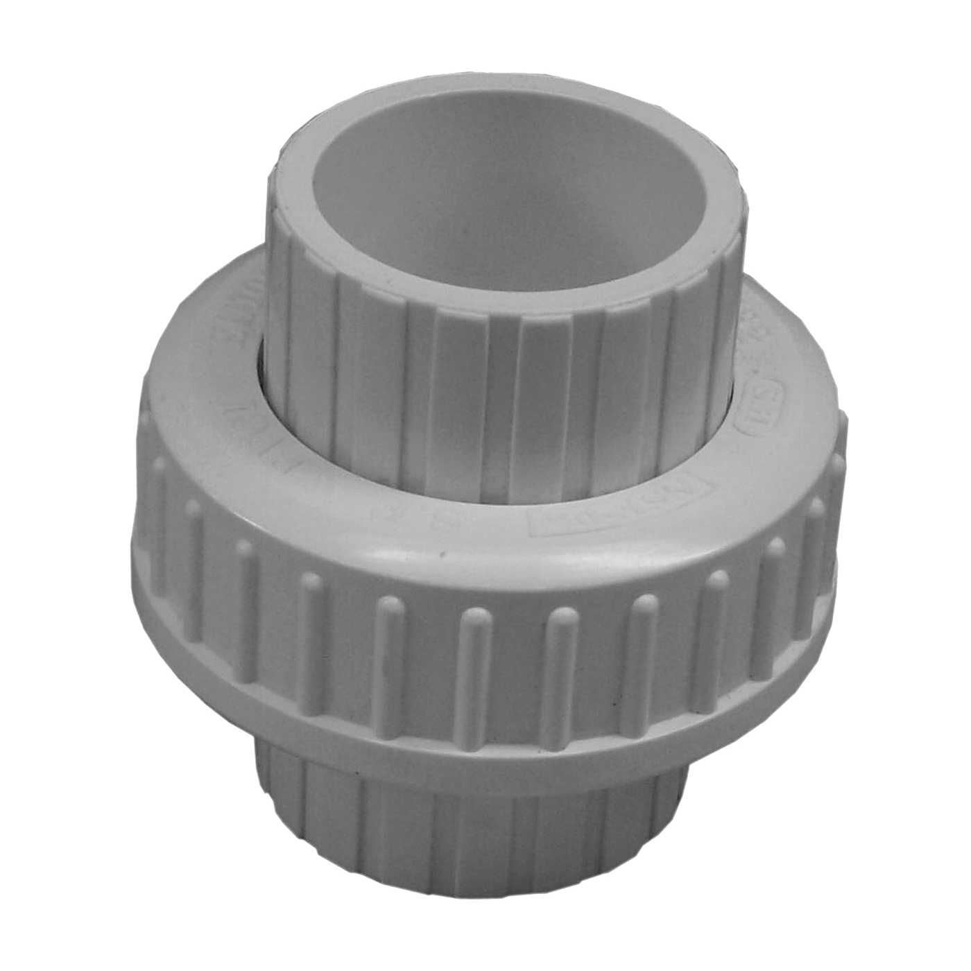 Picture of GENOVA 300 Series 37210 Pipe Union, 1 in, Slip Joint, SCH 40 Schedule, 150 psi Pressure