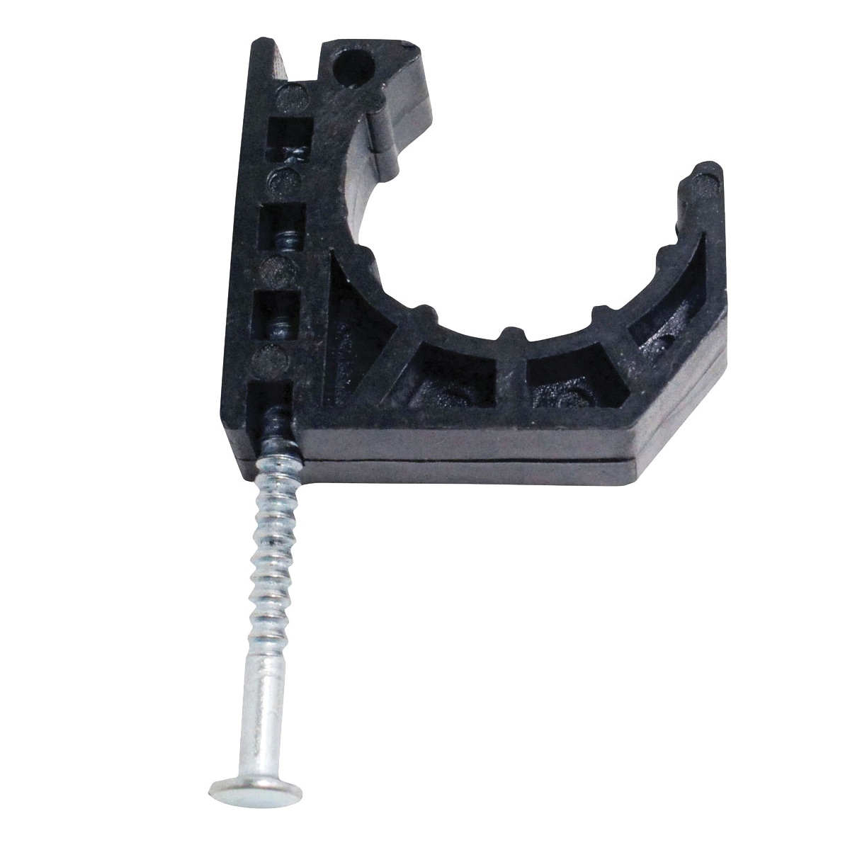 Picture of Apollo ApolloPEX APXJH3410PK J-Hook, 3/4 in Opening, Poly Alloy, Black, 10, Pack