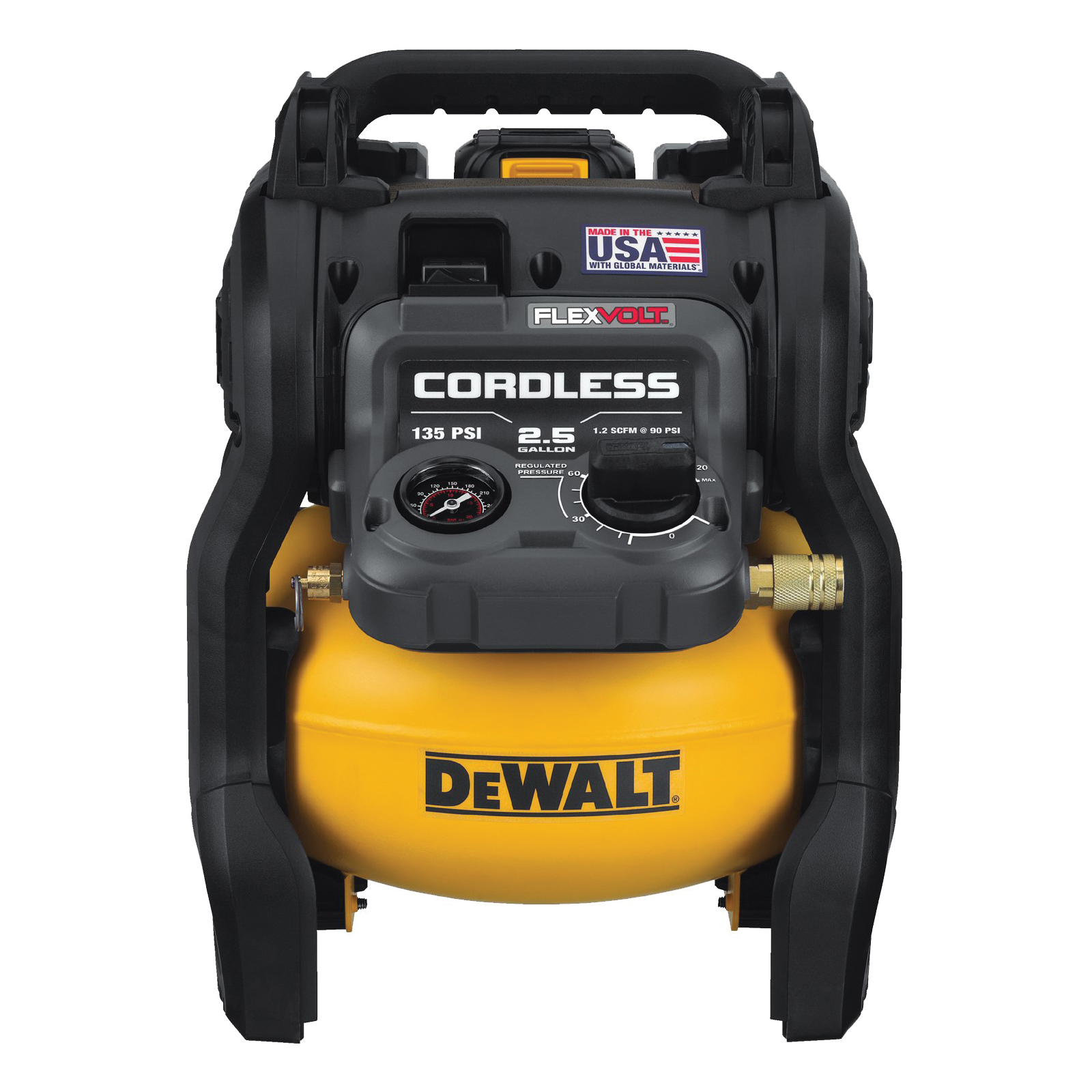 Picture of DeWALT DCC2560T1 Cordless Air Compressor Kit