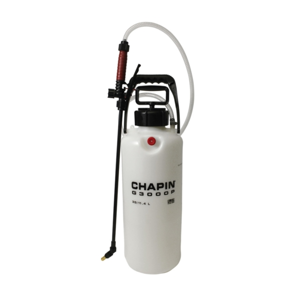 Picture of CHAPIN G3000P Handle Sprayer, 3 gal Tank, Poly Tank, 48 in L Hose