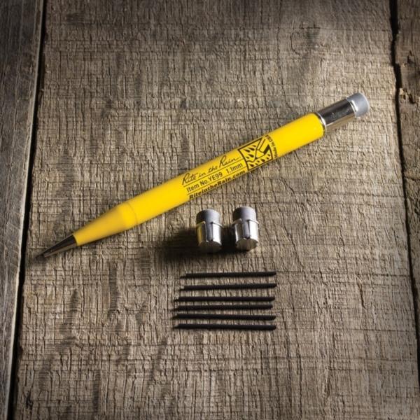 Picture of Rite in the Rain YE99 Mechanical Pencil, 1.1 mm Lead, HB #2 Lead, Black Lead, 5-3/4 in L