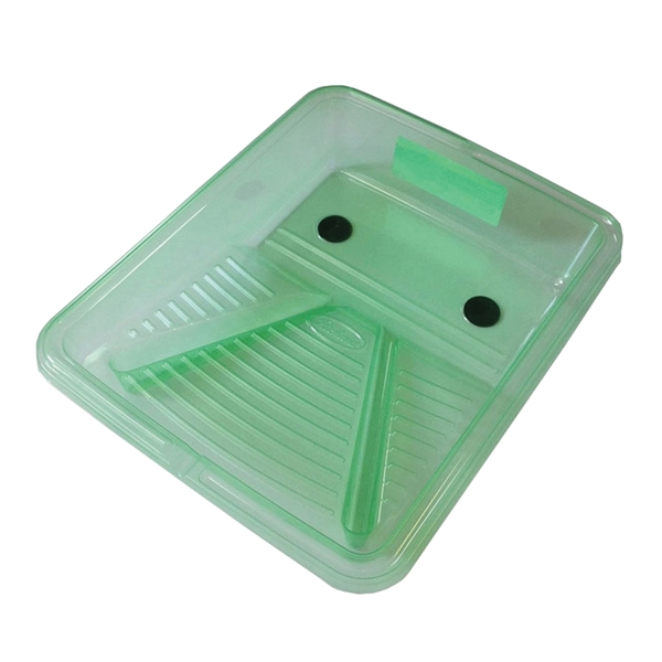 Picture of HYDE 92104 Tray and Cover, 9-1/2 in W, 2 L Capacity, Plastic
