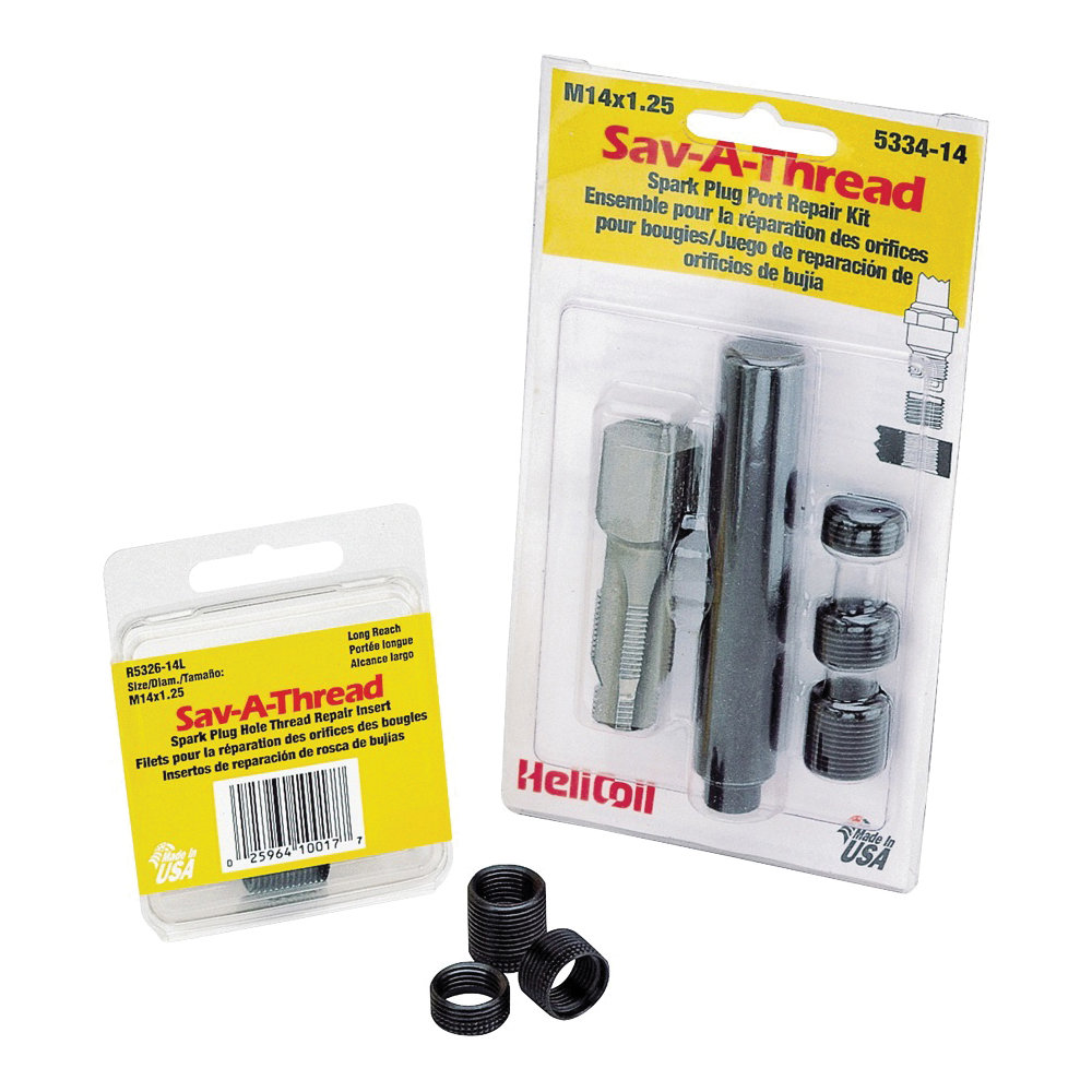 Picture of Heli-Coil Sav-A-Thread 5334-14 Thread Repair Kit, Stainless Steel