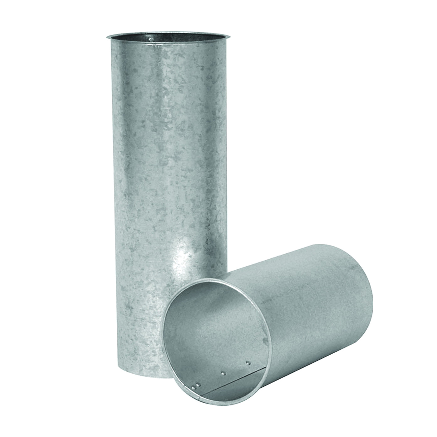 Picture of Imperial GV0931 Chimney Thimble, 28 Gauge, Galvanized Steel, Galvanized