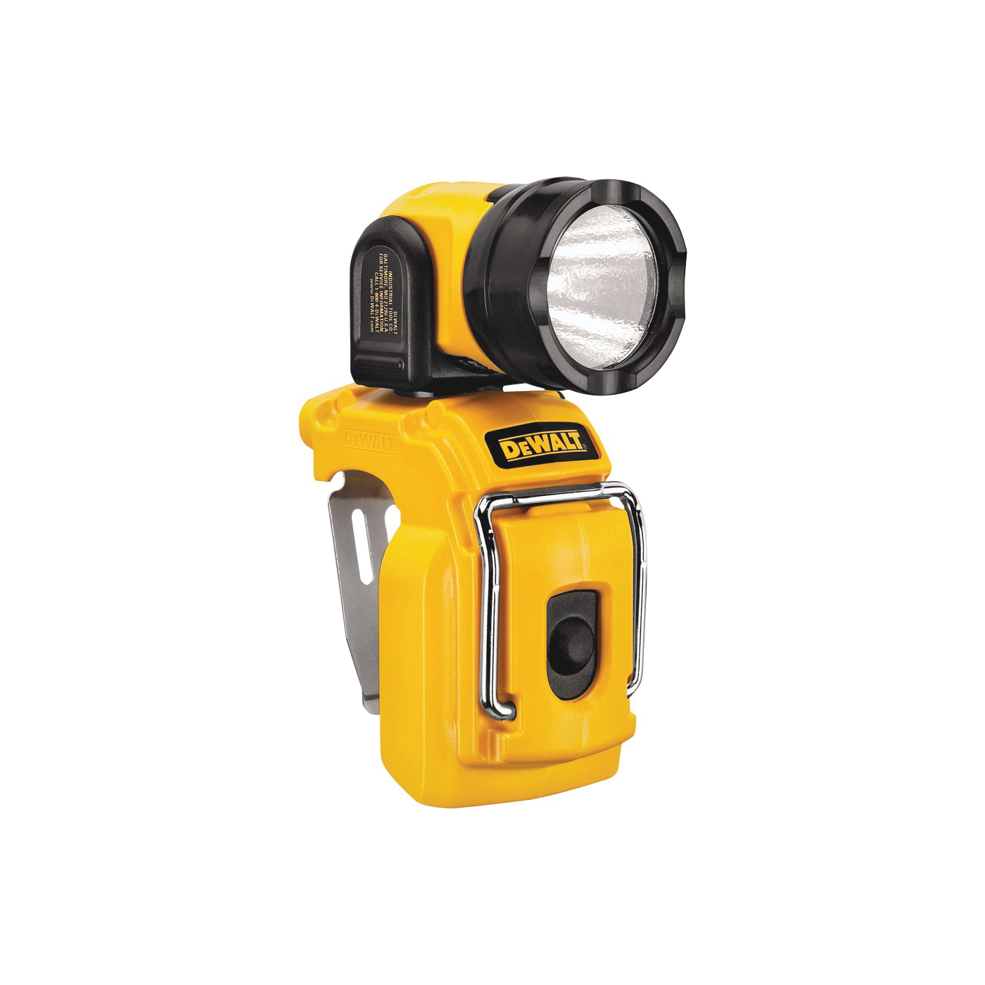 Picture of DeWALT DCL510 Work Light, 12 V, 3 W, LED Lamp, 101 to 500 Lumens