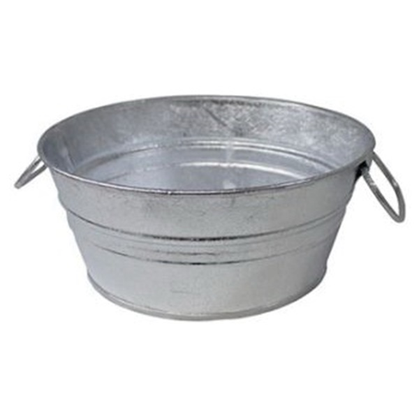 Picture of Behrens 101LFT Mini Tub, 1 qt Capacity, Steel