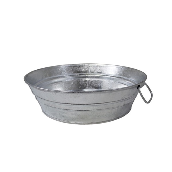 Picture of Behrens 102LFT Low Flat Tub, 2 qt Capacity, Steel