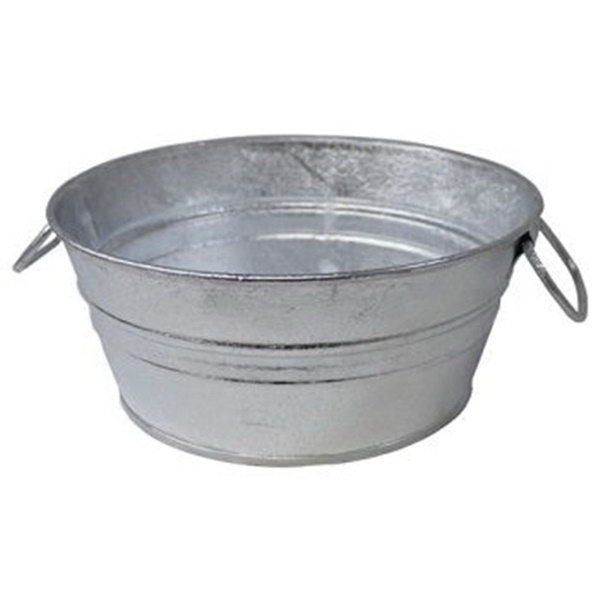 Picture of Behrens 103LFT Mini Tub, 1.5 gal Capacity, Steel
