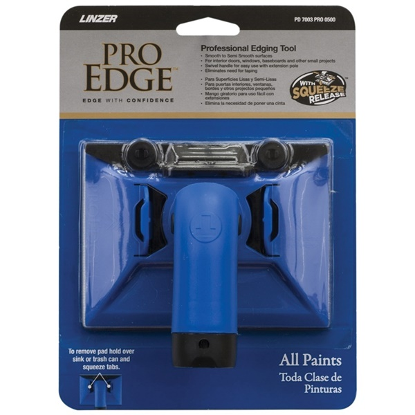 Picture of Linzer PD7003PRO-5 Paint Pad Edger, 5 in L Pad