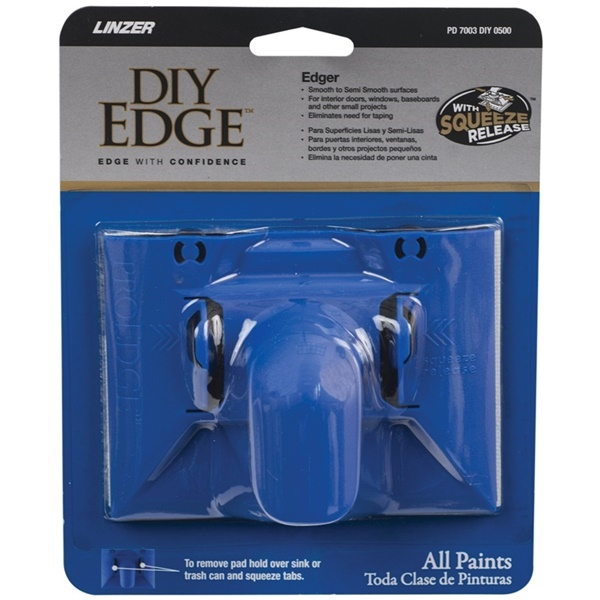 Picture of Linzer PD7003DIY-5 Paint Pad Edger, 5 in L Pad