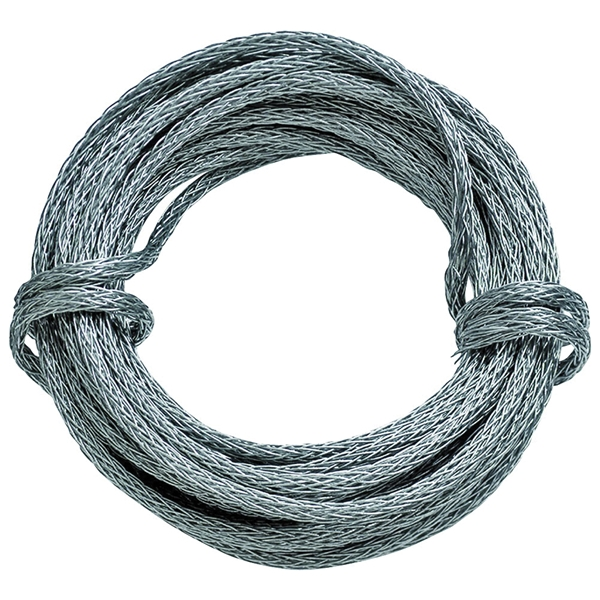 Picture of OOK 50124 Picture Hanging Wire, 9 ft L, Galvanized Steel, 50 lb