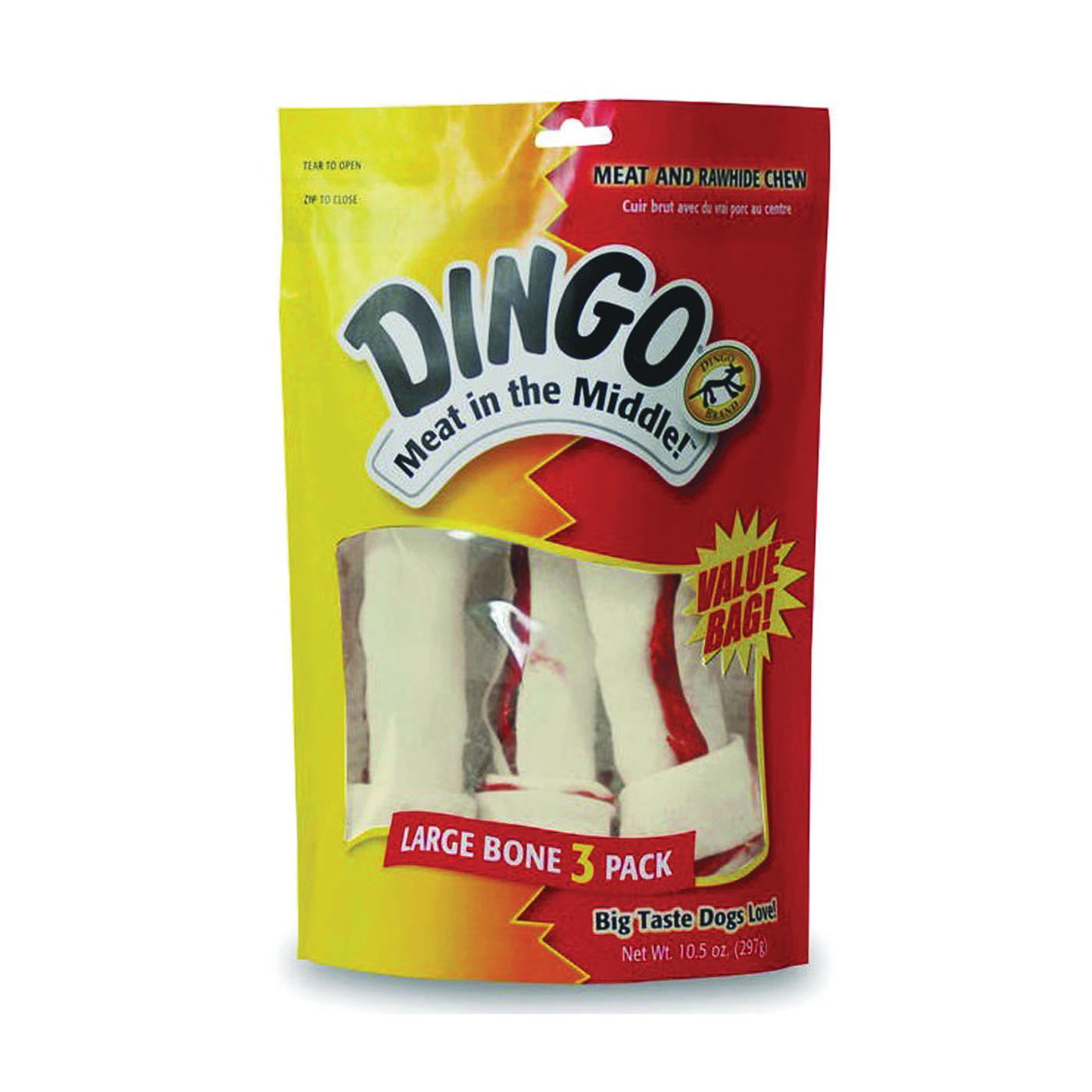 Picture of Dingo P-95008 Dog Bone 10.5 oz, 10.5 oz Package