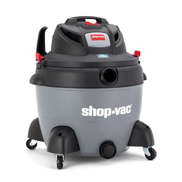 Picture of Shop-Vac 8252600 Wet/Dry Vacuum, 16 gal Vacuum, Cartridge Filter, 6.5 hp, 120 V