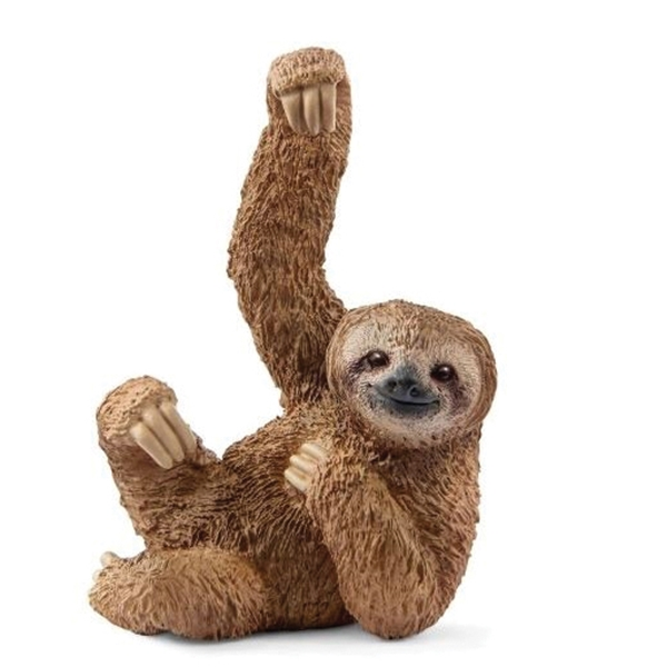 Picture of Schleich-S 14793 Sloth Figurine, 3 to 8 years, Sloth, Plastic