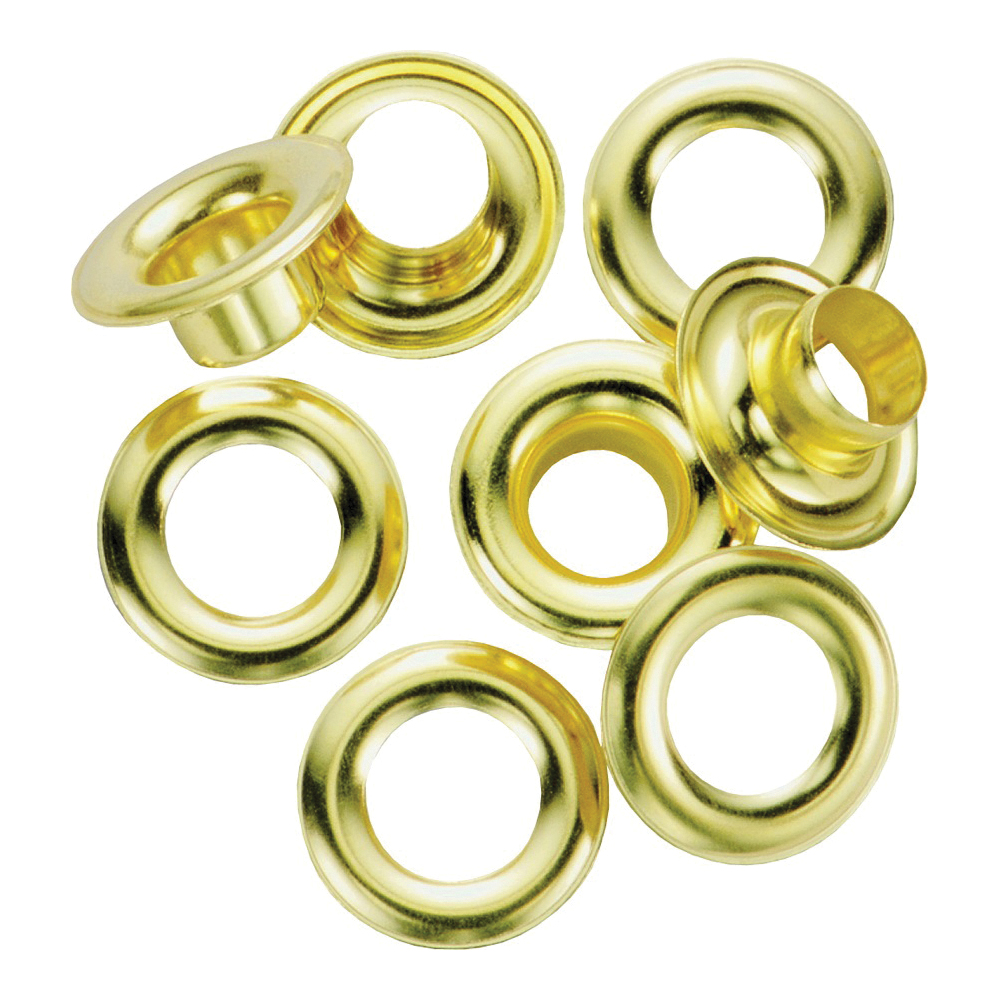 Picture of GENERAL 1261-4 Utility Grommet Refill, Brass