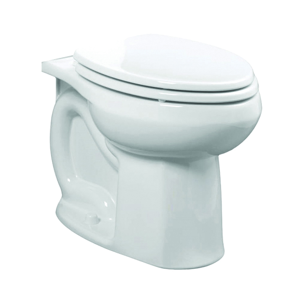 Picture of American Standard Colony 3251A.101.020 Flushometer Toilet Bowl, Elongated, 1.6 gpf Flush, 12 in Rough-In, White