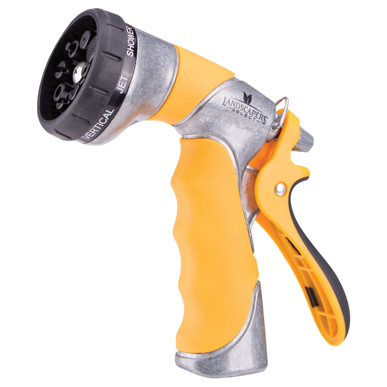 Picture of Landscapers Select GN99701 Spray Nozzle, Female, Metal, Yellow