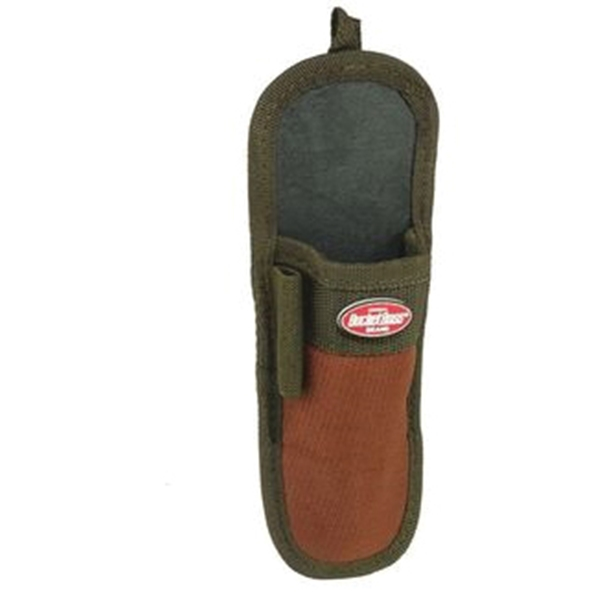 Picture of Bucket Boss 54042 Single Barrel Sheath, 1 -Pocket, Poly, Brown