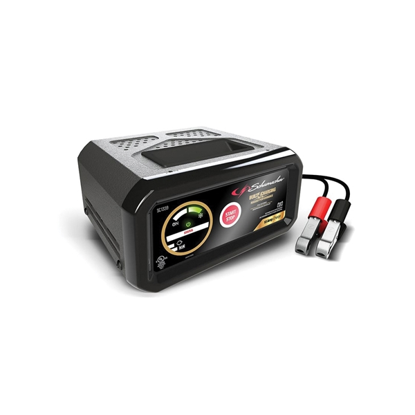 Picture of Schumacher SC1339 Battery Charger, 12 V Output, AGM Battery
