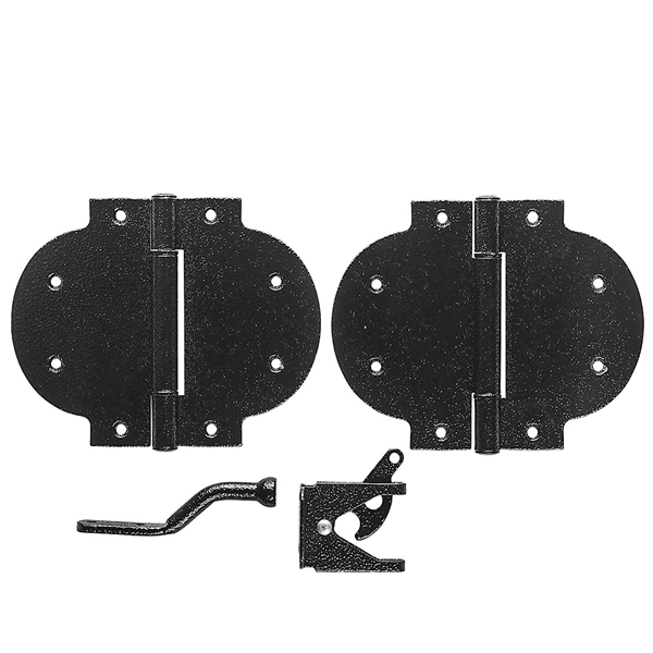 Picture of National Hardware N109-019 Arched Gate Kit, Steel