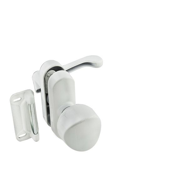 Picture of National Hardware N262-162 Knob Latch, Zinc