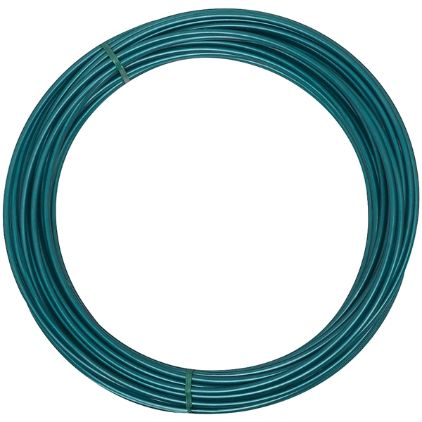Picture of National Hardware N269-902 Clothesline Wire, 600 ft L, Steel, Green