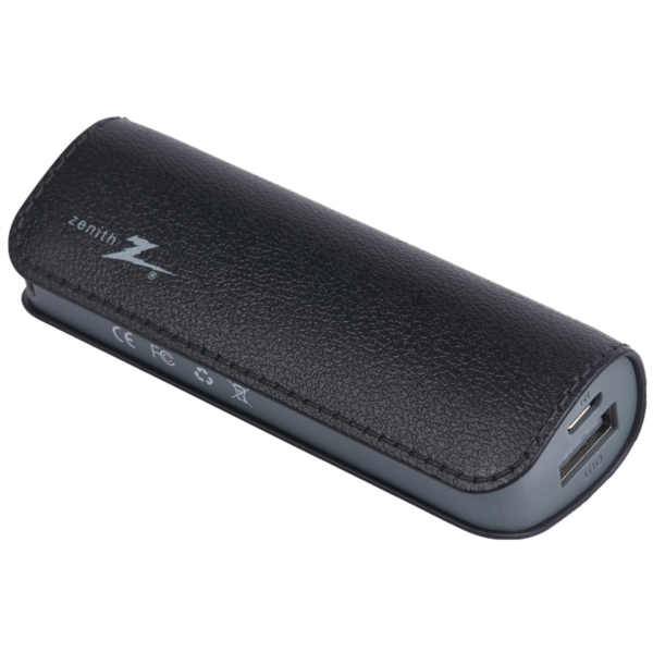 Picture of Zenith PM2600MPC Portable Charger, 15 V Output, Black