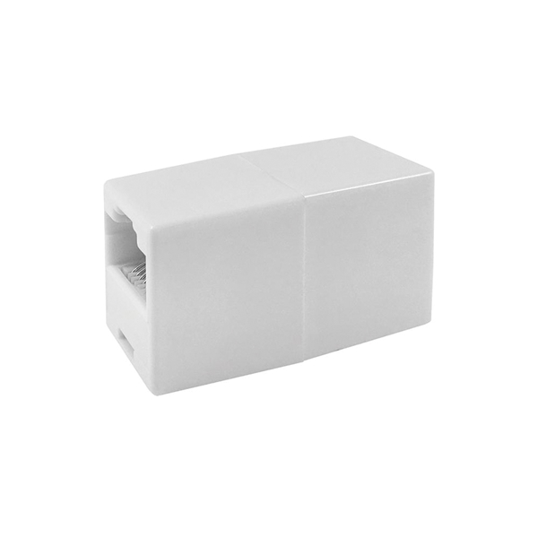Picture of Zenith PN6ECW Ethernet In-Line Coupler, White