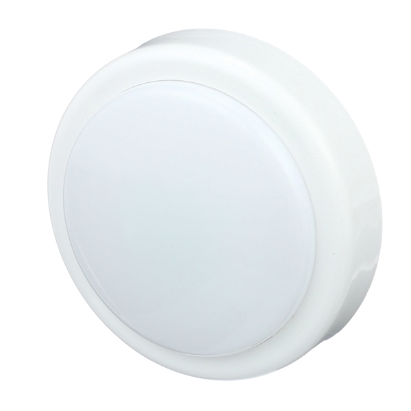 Picture of AmerTac LG3003W-N1 Moon Light, AA Battery, LED Lamp, 30 Lumens, 3000 K Color Temp, White