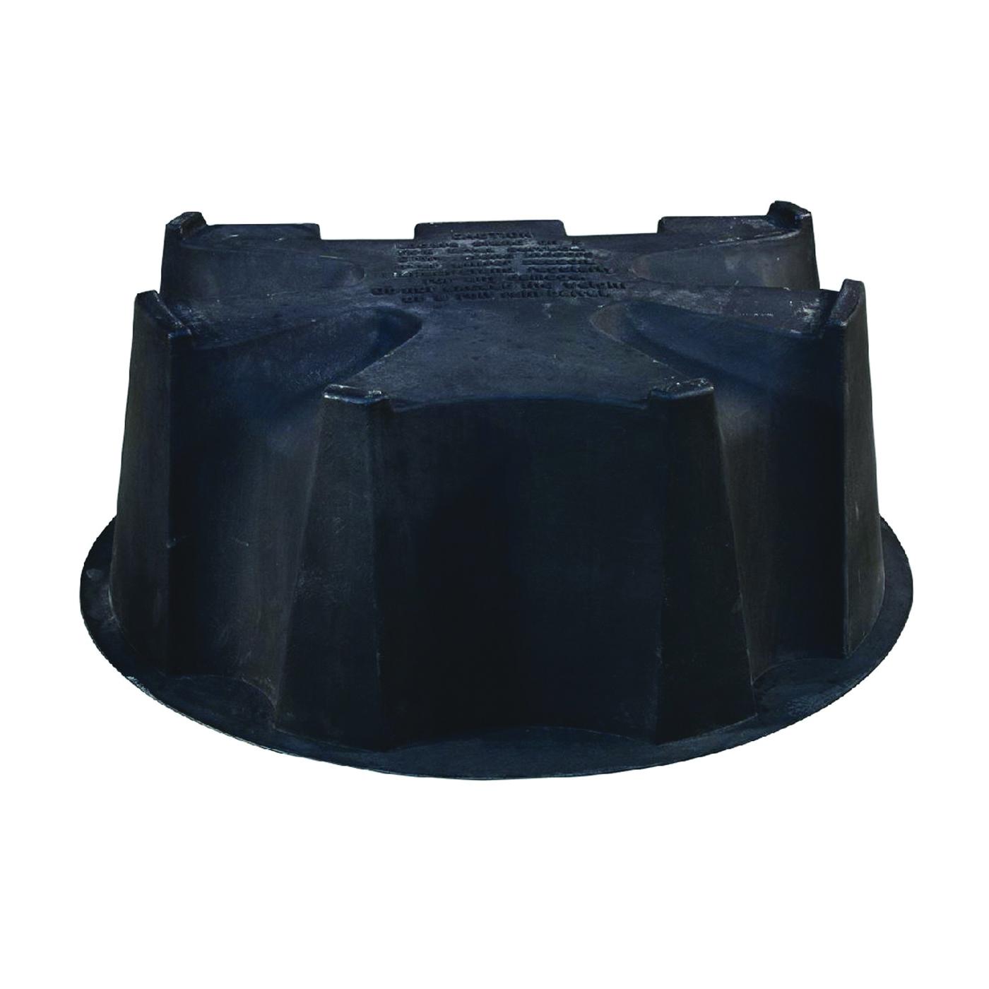 Picture of RTS 55100002008000 Rain Barrel Stand, Black