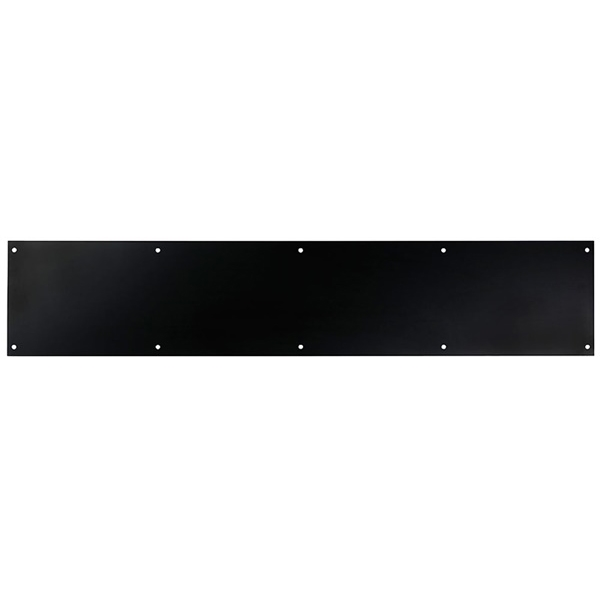 Picture of National Hardware N270-312 Kickplate, 34 in L, 8 in W, Oil-Rubbed Bronze