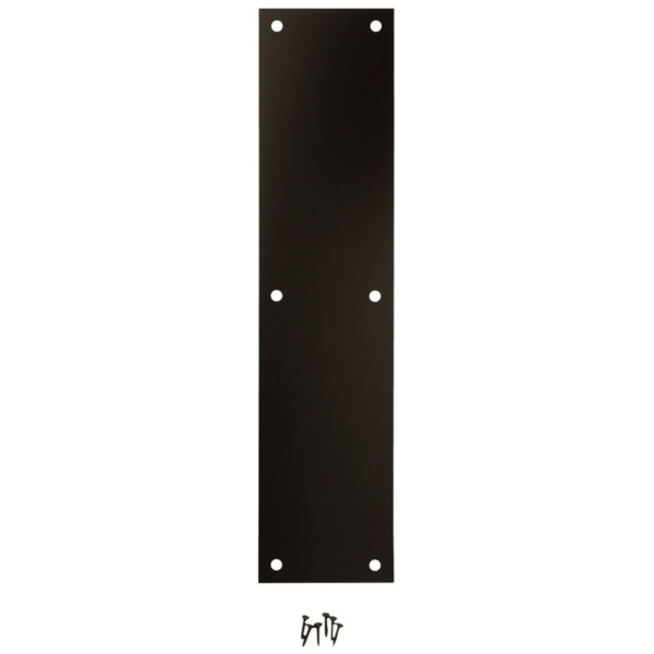 Picture of National Hardware N270-502 Push Plate