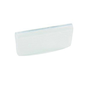 Picture of LEVOLOR SRSWDGRIP01D Window Shade Grip Hem, Plastic, Clear