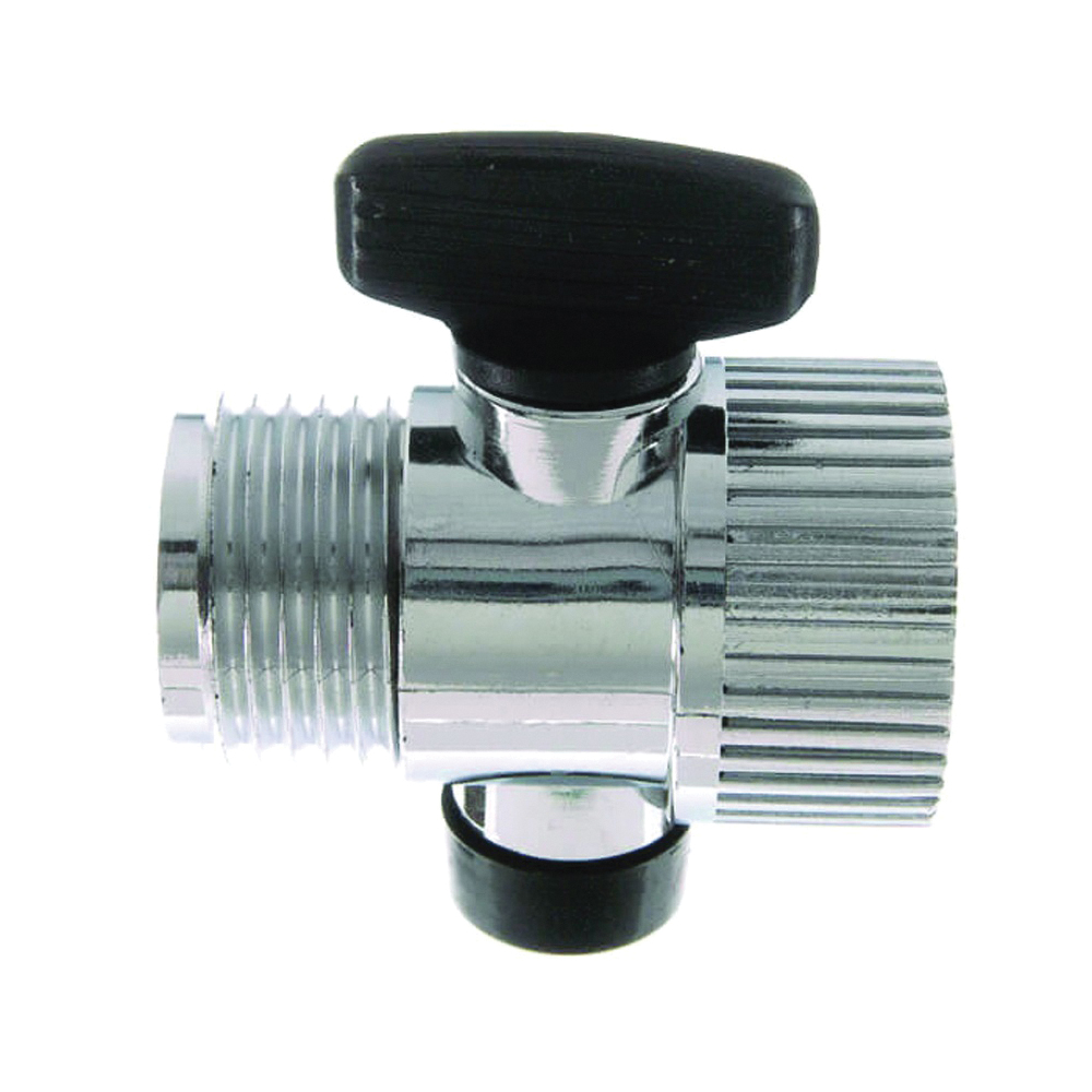 Picture of Danco 80782X Shower Volume Control Valve, Brass, Chrome, For: 1/2 in IPS Shower Connections