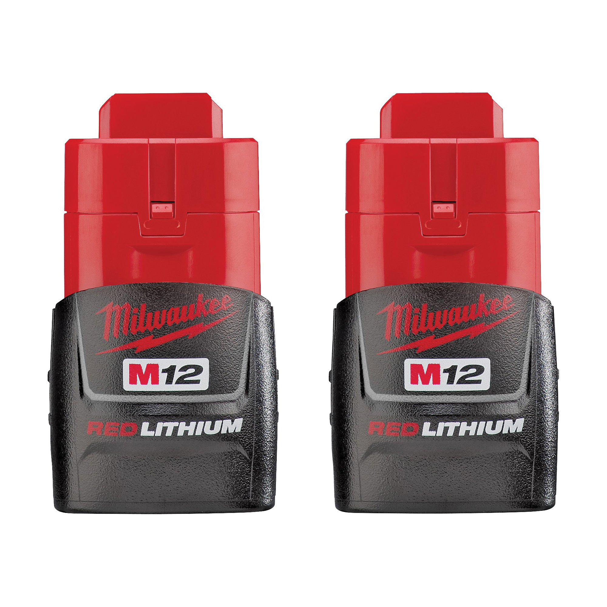Picture of Milwaukee 48-11-2411 Battery Pack, 12 V Battery, 1.5 Ah
