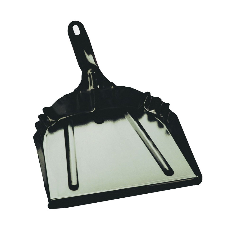 Picture of Quickie 407-3/6 Dustpan, 3 in L, 9-1/4 in W, Steel