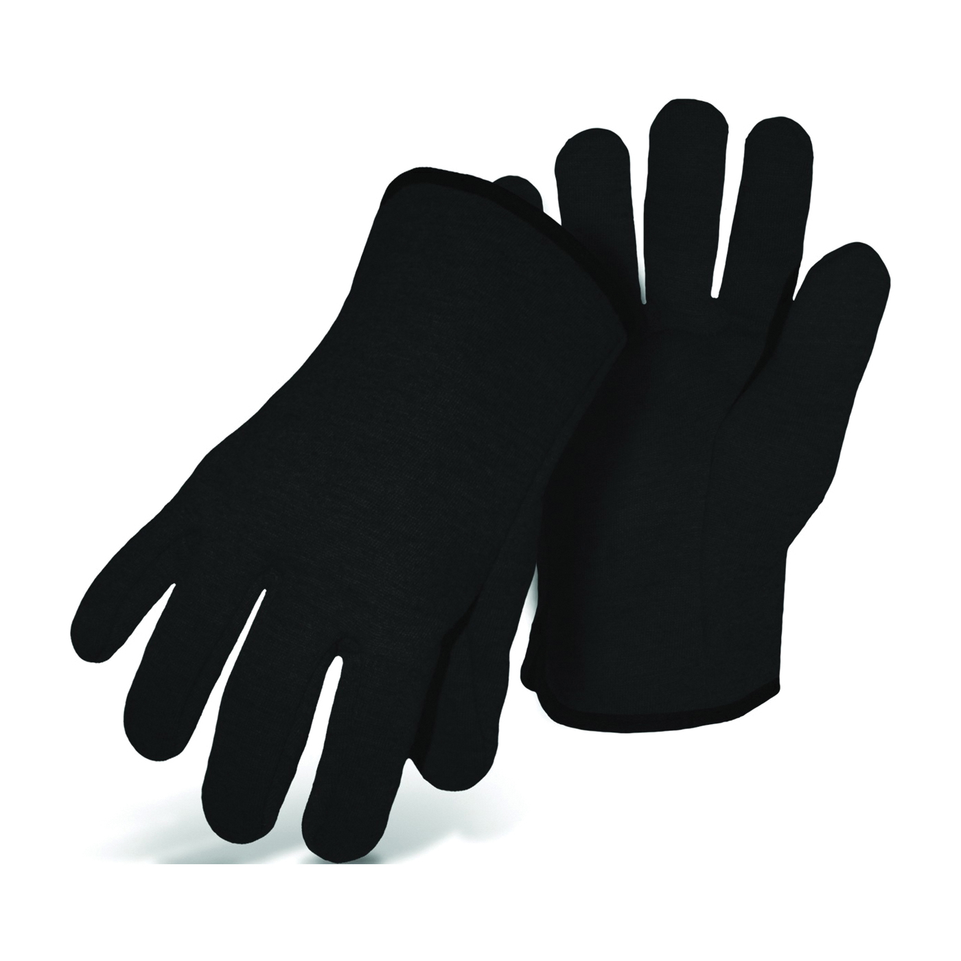 Picture of BOSS 535L General-Purpose Protective Gloves, L, Straight Thumb, Open Cuff, Polyester