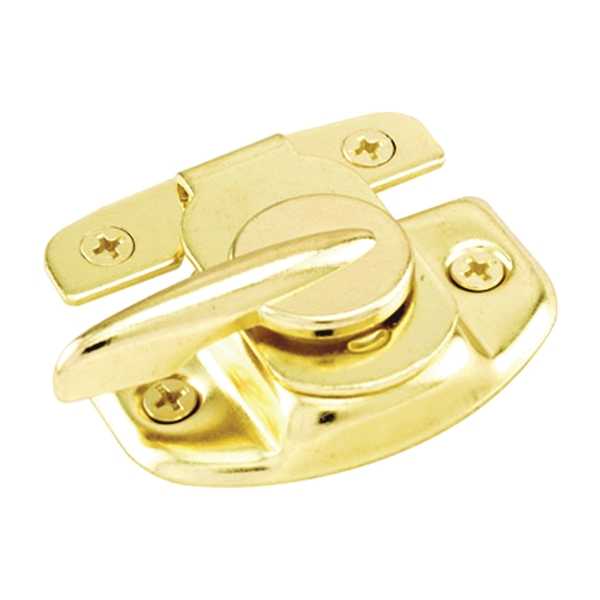 Picture of Prime-Line F2527 Window Sash Lock, Steel, Brass