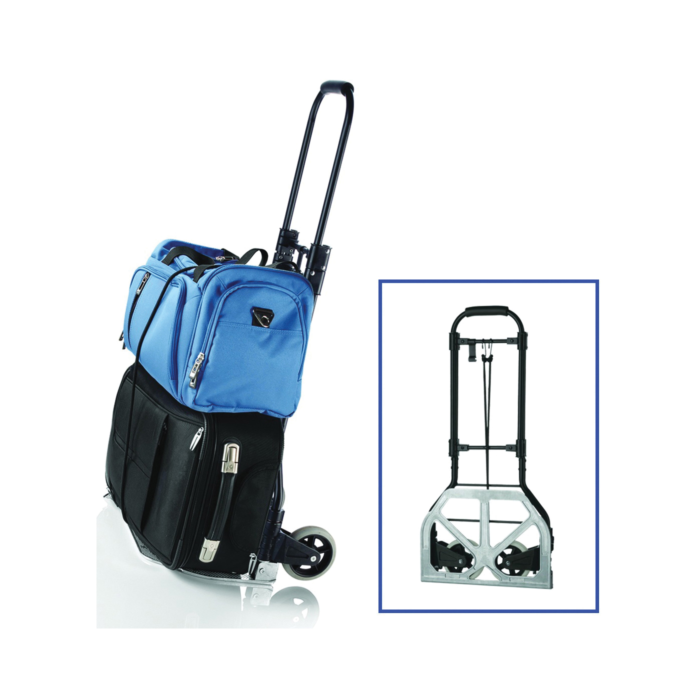 Picture of CONAIR Travel Smart TS33HDCR Luggage Cart